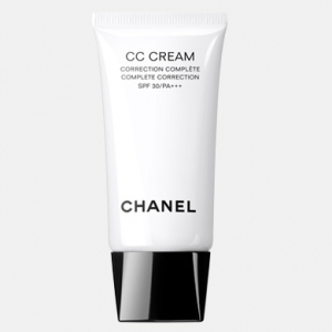 Chanel present a new CC cream for spring