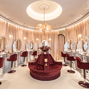 Another Charlotte Tilbury Beauty Wonderland has officially opened up in Dubai