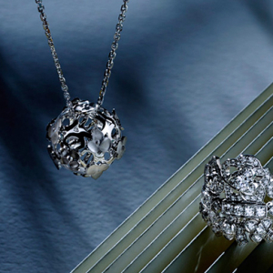 Luxury launch: Chaumet's Hortensia Jewellery Creations
