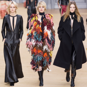 Paris Fashion Week: Chloé Fall/Winter '16