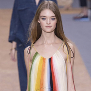 Paris Fashion Week: Chloe Spring/Summer 16