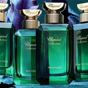 Chopard introduces exclusive Arabian-inspired perfumes in Dubai