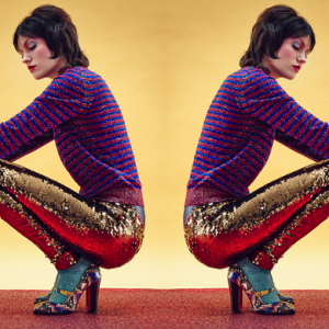 Sneak peek: Christian Louboutin's disco-inspired Fall/Winter '16 collection