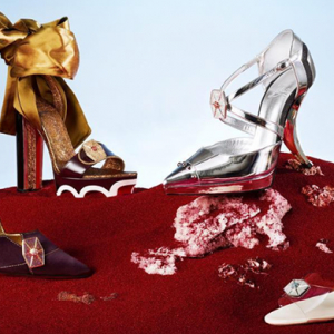 Christian Louboutin launches 'Star Wars: The Last Jedi' collection
