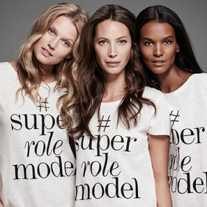 Christy Turlington Burns, Toni Garrn and Liya Kebede star in new Lindex campaign