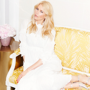 Kuwait exclusive: Claudia Schiffer x Aquazzura