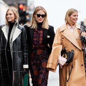 Copenhagen Fashion Week F/W'18: The best street style looks