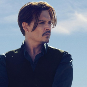 First look: Johnny Depp stars in first ever beauty campaign for Dior