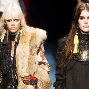 Milan Fashion Week: Dsqaured2 Fall/Winter '16