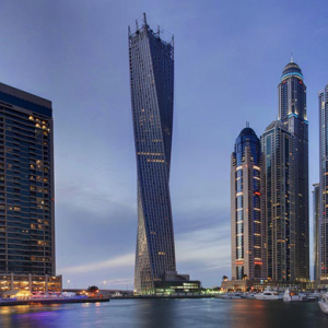Dubai home to the world's tallest tower built in 2013