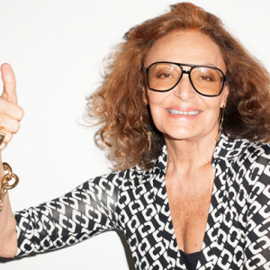 DVF to be honoured at The Fashion Group International's awards