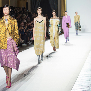 Paris Fashion Week: Dries Van Noten Spring/Summer '18