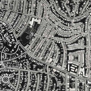 Damien Hirst unveils new 'Black Scalpel Cityscapes' artworks