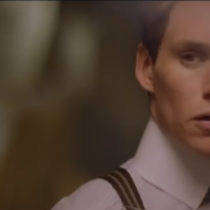 Eddie Redmayne stuns in The Danish Girl