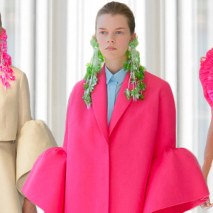 New York Fashion Week: Delpozo Spring/Summer '17