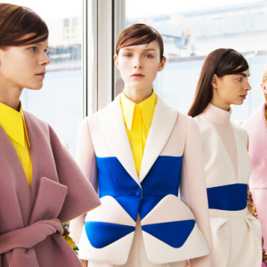 New York Fashion Week: DelPozo Fall/Winter '16