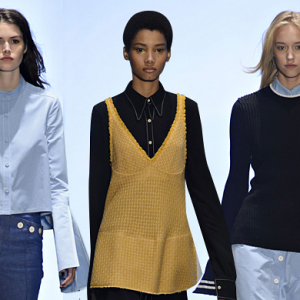 New York Fashion Week: Derek Lam Spring/Summer 16