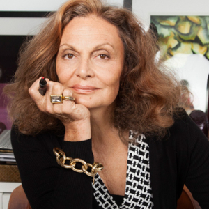 Diane von Furstenberg's year-long digital campaign