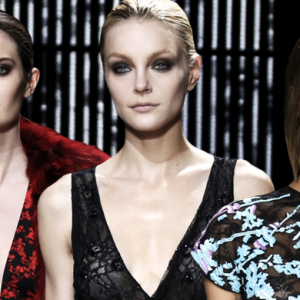 New York Fashion Week: Diane von Furstenberg Autumn/Winter 15