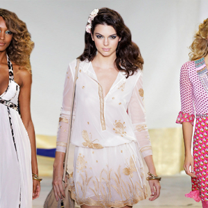 New York Fashion Week: Diane von Furstenberg Spring/Summer 16