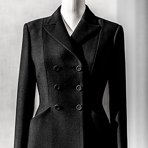 Today we celebrate 73 years of Dior's iconic Bar Jacket