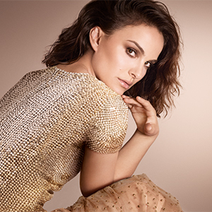 Why is Natalie Portman's skin so flawless? She has Dior to thank for that