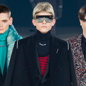 Men's Paris Fashion Week: Dior Homme Fall/Winter '17