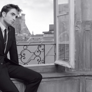 Just in: Robert Pattinson stars in new Dior Homme campaign