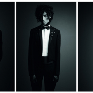 Patrick Demarchelier captures Dior Homme's new campaign