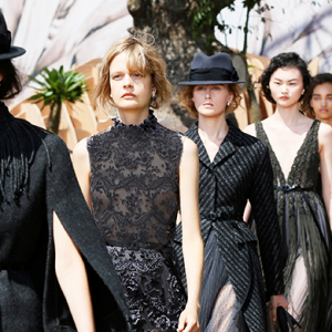 Paris Haute Couture Fashion Week: Dior Fall/Winter '17