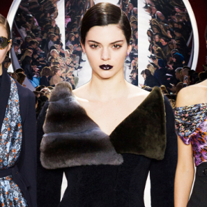 Paris Fashion Week: Dior Fall/Winter '16