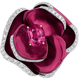 Sparkle sparkle: Dior's 'Rose Dior Pop' high jewellery collection is now available in the region