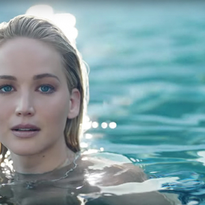 Jennifer Lawrence fronts Dior's new fragrance, Joy