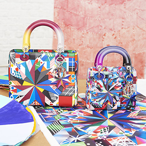 Dior taps female artists to reinvent limited edition Lady Dior handbags