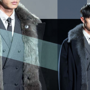Dior Homme presents collection in Shanghai