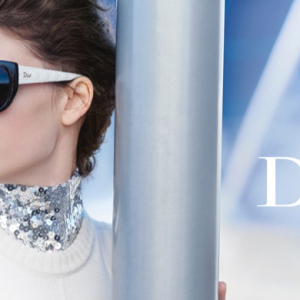 First look: Diana Moldovan stars in new Dior eyewear campaign