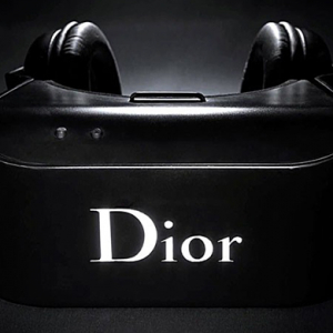Futuristic beauty: Dior reveal virtual reality glasses