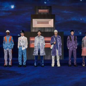 Men's Paris Fashion Week FW21: Kim Jones teams up with Peter Doig for Dior's new collection