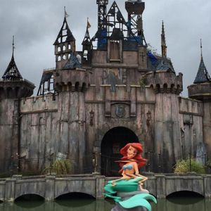 It's real: Banksy unveils Dismaland Bemusement Park
