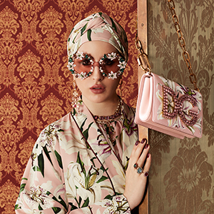 Your first look at Dolce & Gabbana's Fall/Winter '19 abaya collection