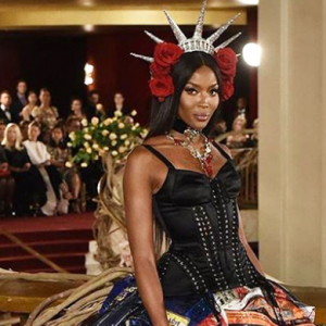 Dolce & Gabbana host world's most extravagant runway presentation in New York