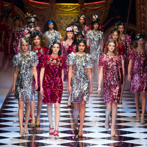Milan Fashion Week: Dolce & Gabbana Fall/Winter '16