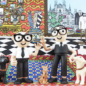 Toy treasures: Meet the Dolce & Gabbana family
