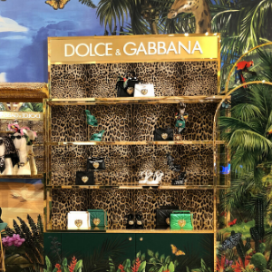 Experience a Sicilian jungle at the heart of Dubai, courtesy of Dolce & Gabbana