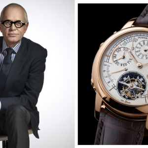 Exclusive: Watch talk with Vacheron Constantin's Dominique Bernaz