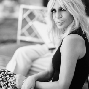 """I never work with those who love Versace"" – Donatella Versace"