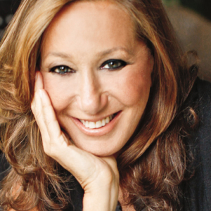 Donna Karan addresses Harvard Business School students