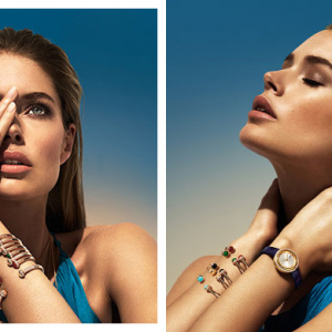 Doutzen Kroes is the new face of Piaget