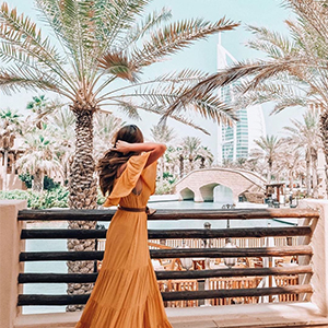 Dubai makes top three of the most Instagrammable places in the world