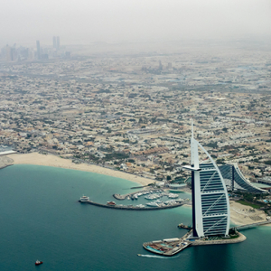 Dubai is named as one of the top cities to visit in the world